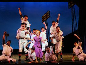 Advertisement - Tickets To Damn Yankees