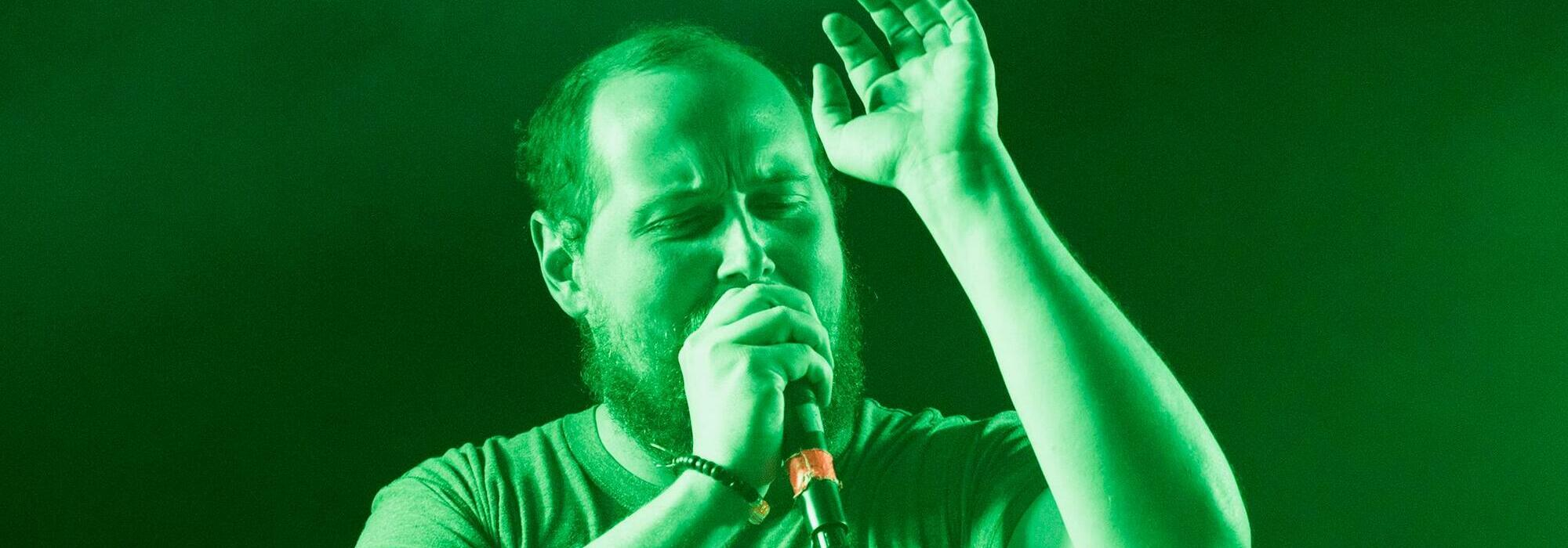 A Dan Deacon live event
