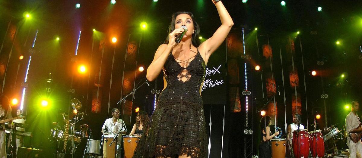 Daniela Mercury Tickets