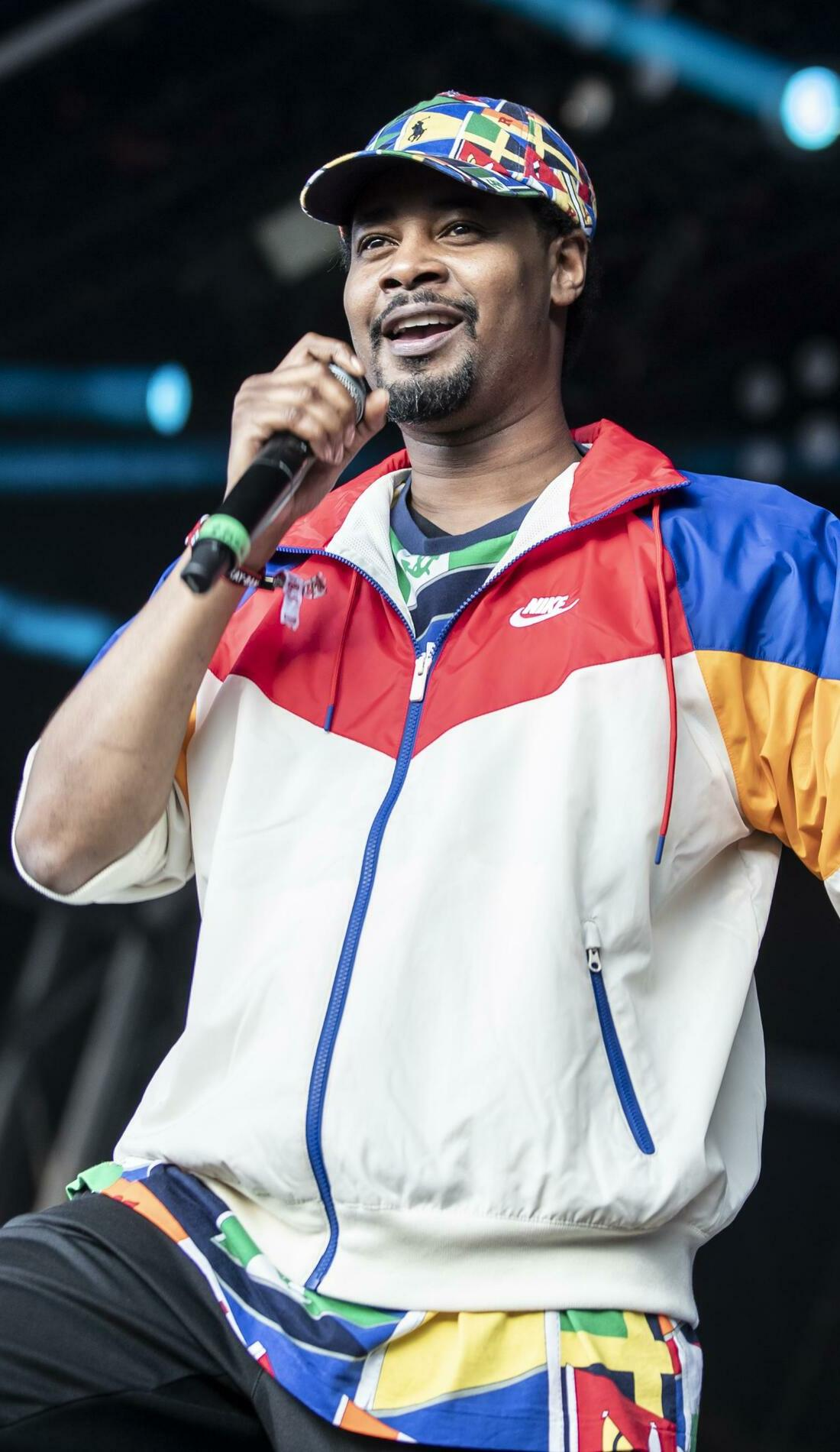 A DANNY BROWN live event