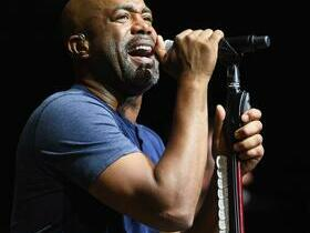 Advertisement - Tickets To Darius Rucker