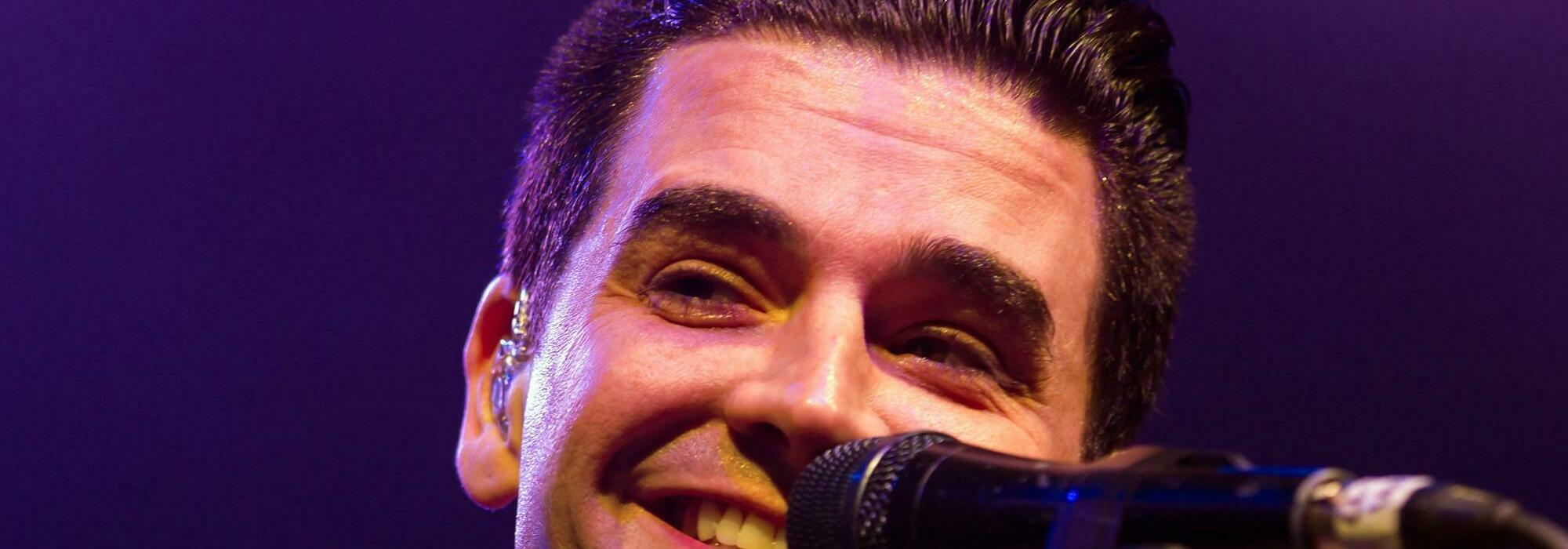 A Dashboard Confessional live event