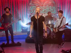Advertisement - Tickets To Daughtry