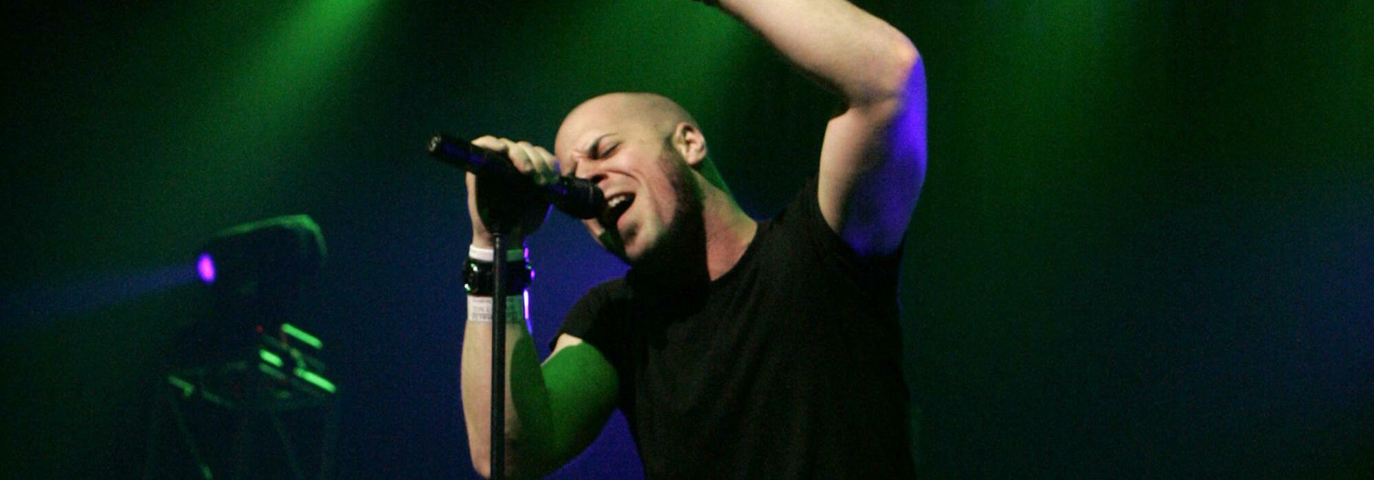 A Daughtry live event
