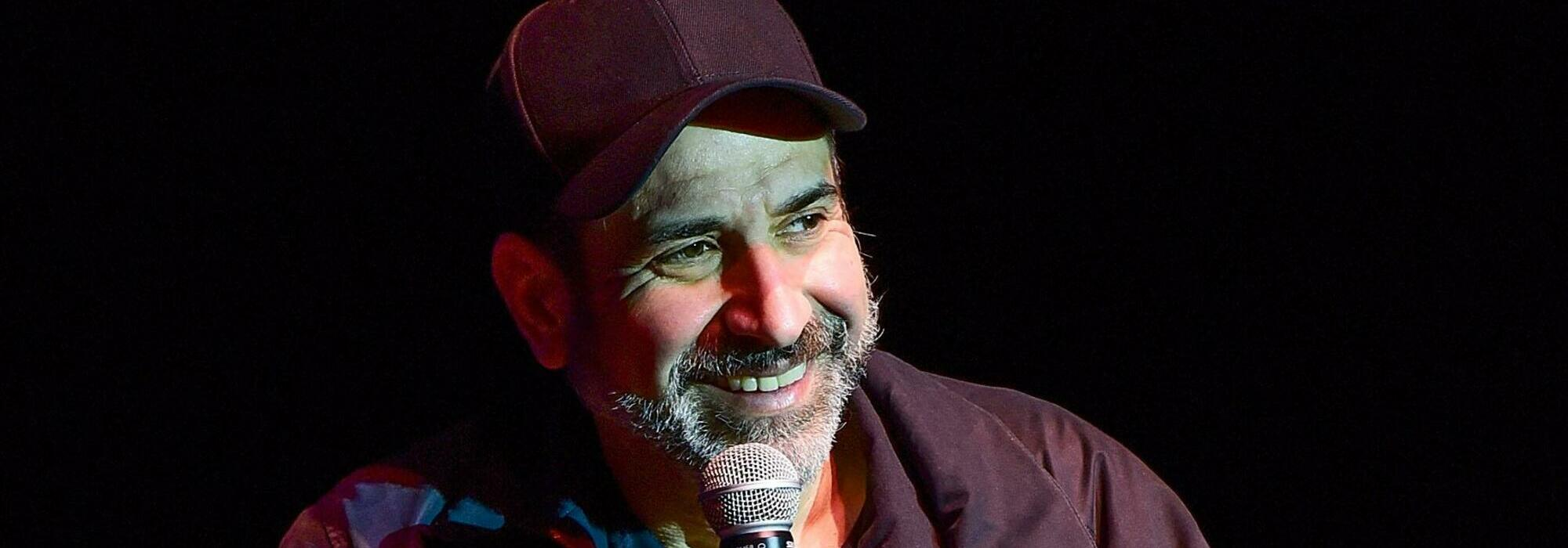 A Dave Attell live event