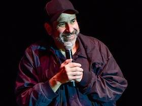 Jeff Ross with Dave Attell