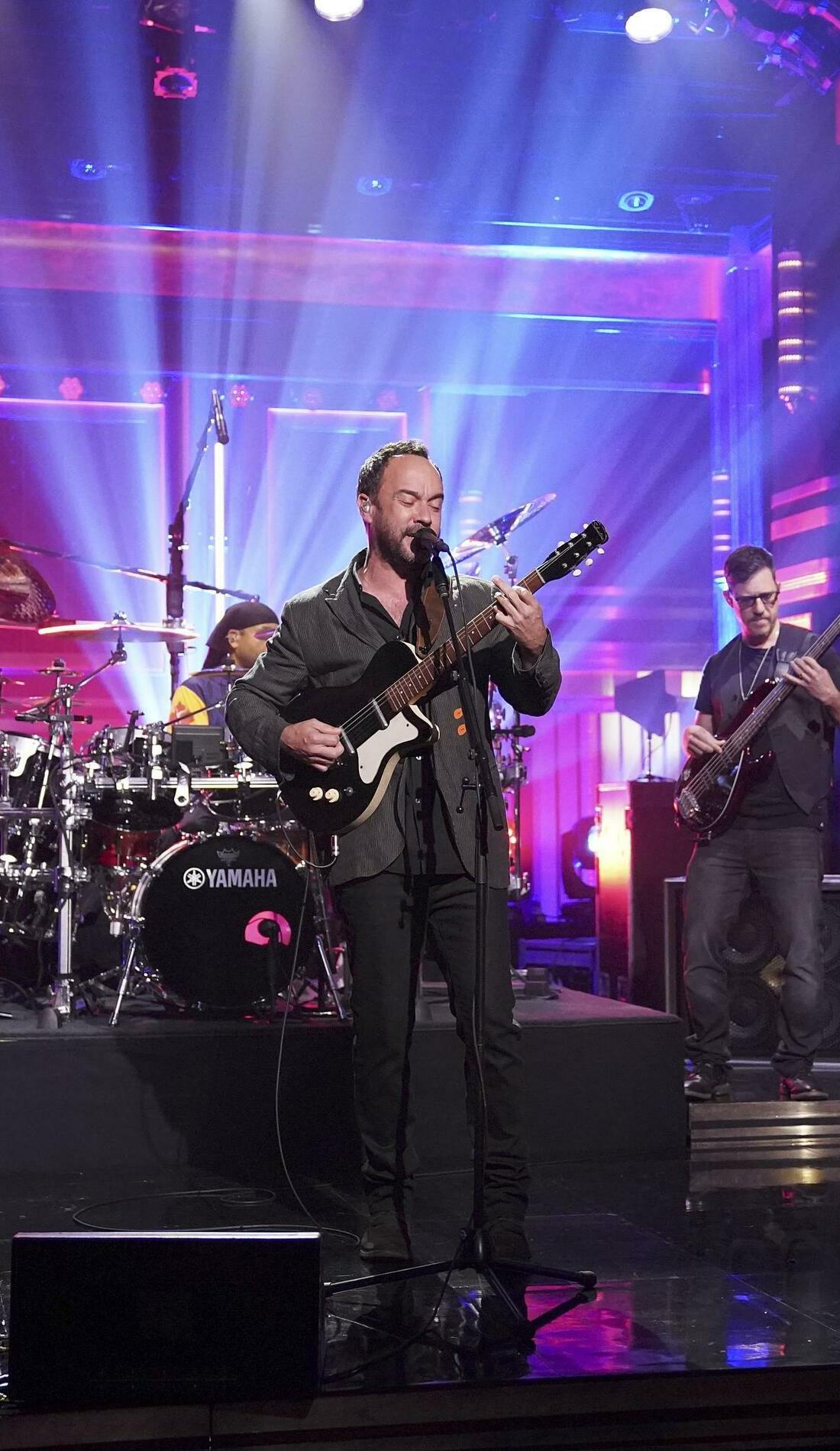 A Dave Matthews Band live event