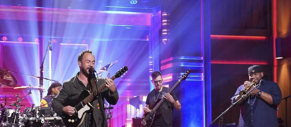 Dave Matthews Band Parking Passes