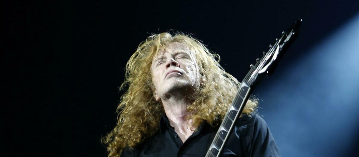 Dave Mustaine Tickets