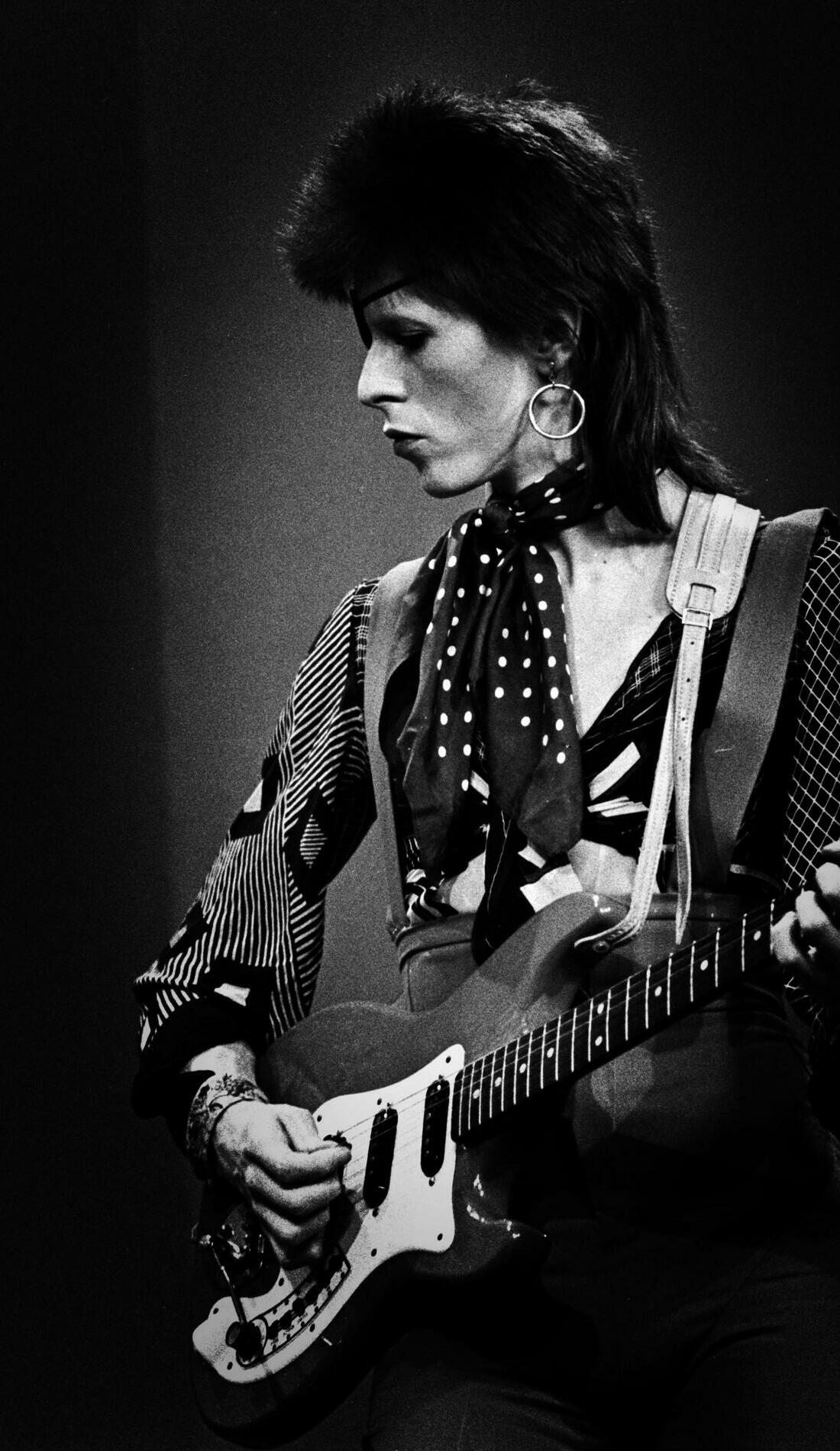 A David Bowie live event