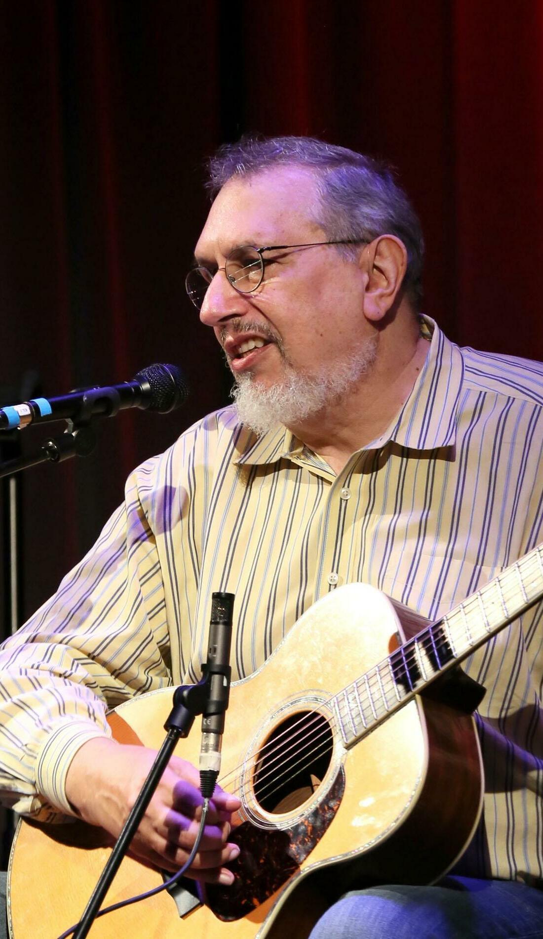 A David Bromberg live event