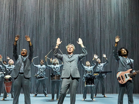 David Byrne with Tune-Yards