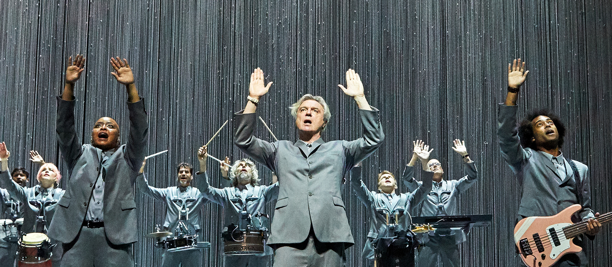 David Byrne's American Utopia Tickets