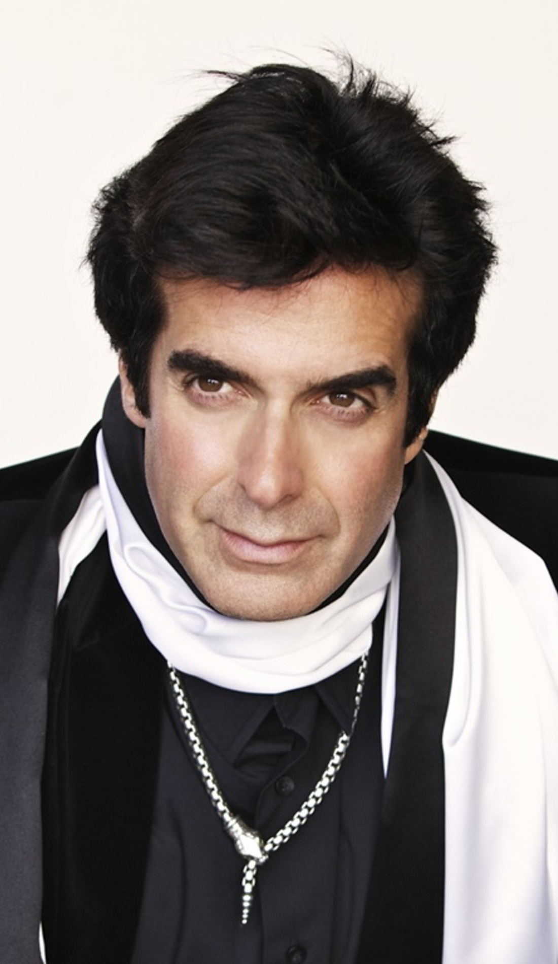 A David Copperfield live event