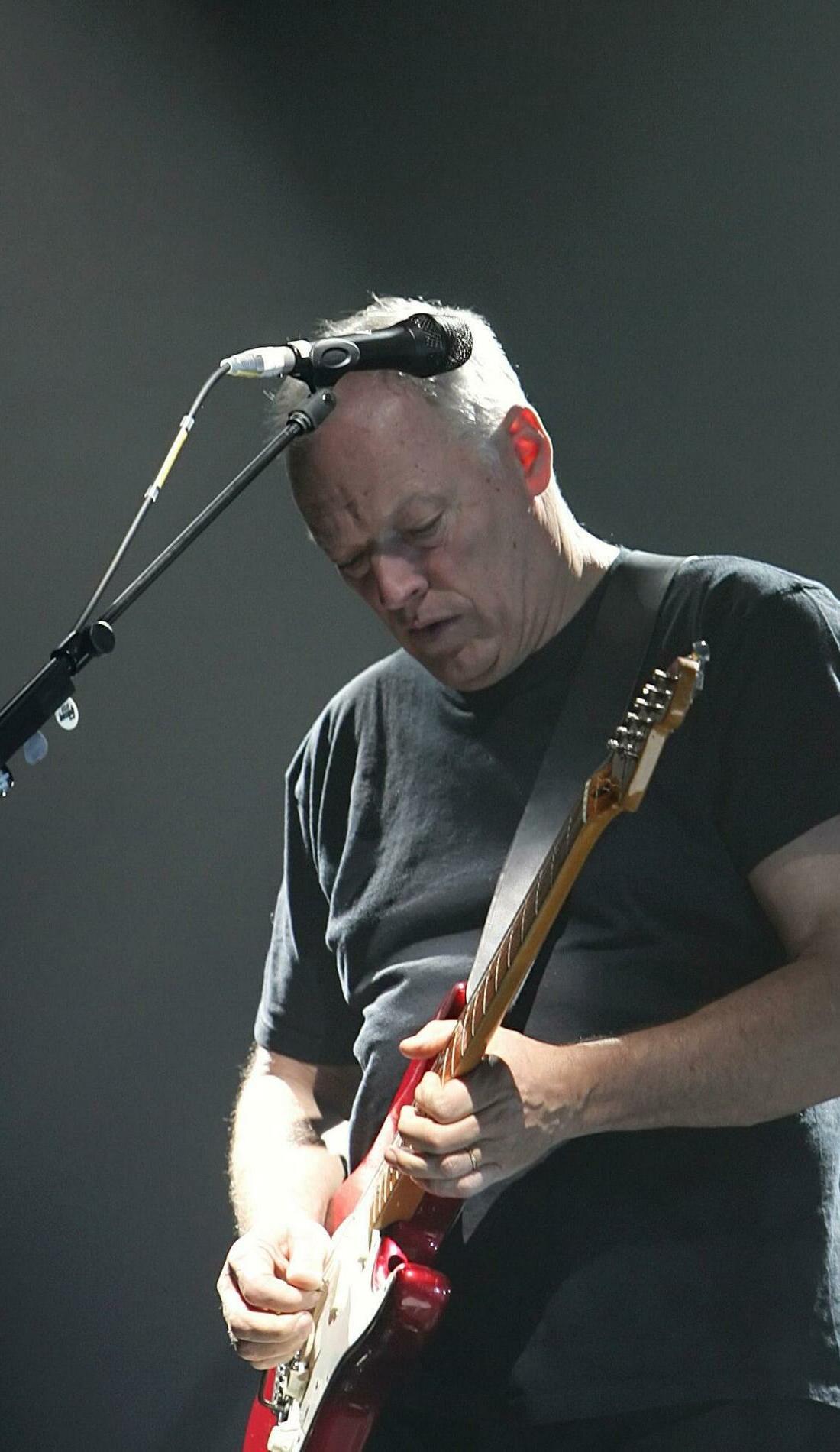 A David Gilmour live event