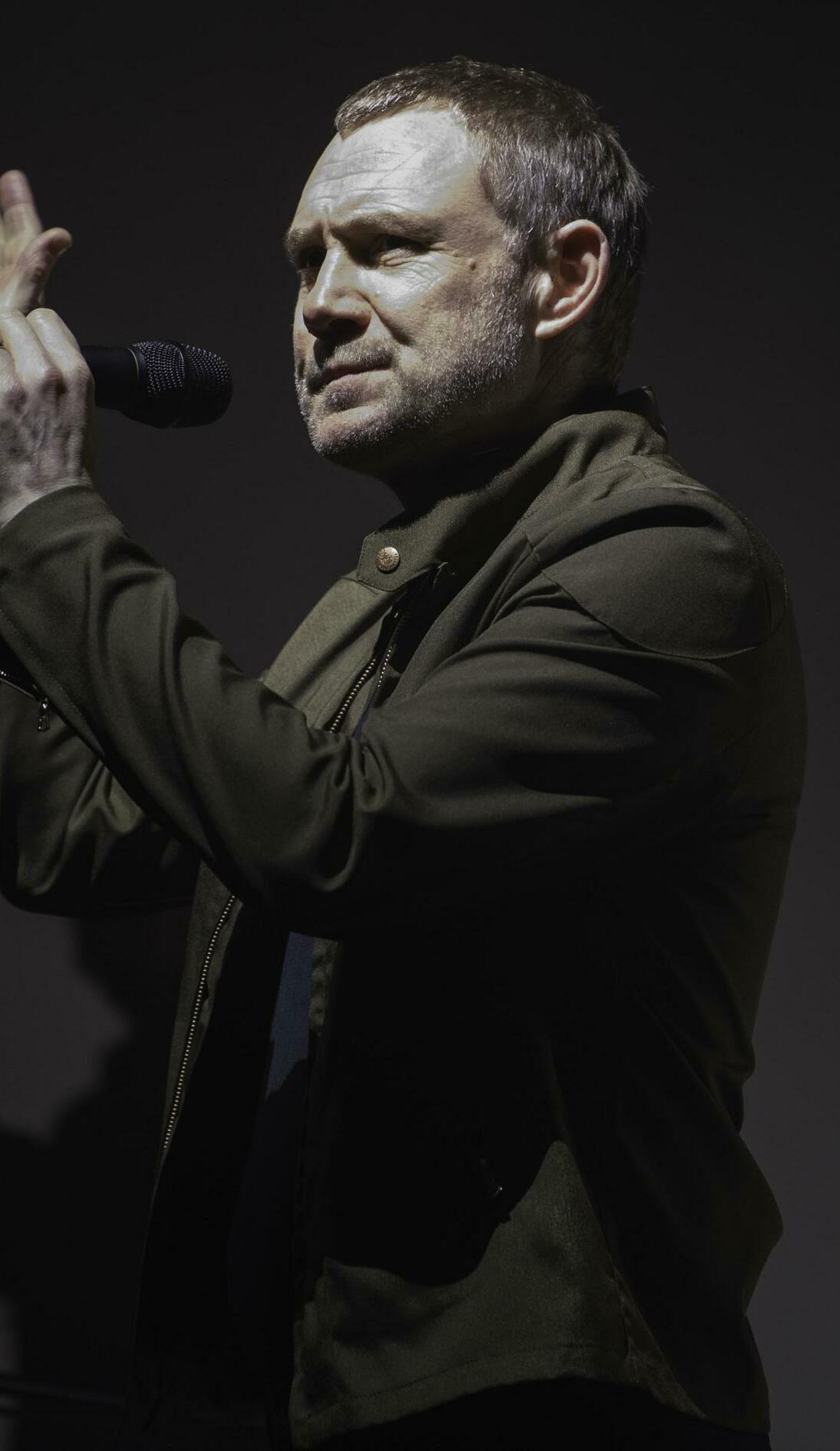 A David Gray live event