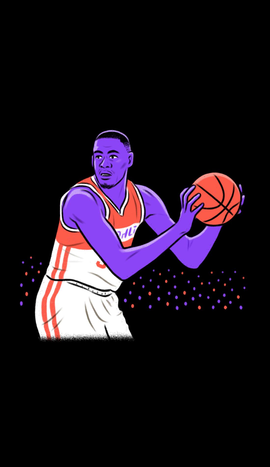 A Davidson Wildcats Basketball live event