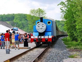 Advertisement - Tickets To Day Out with Thomas (TM)
