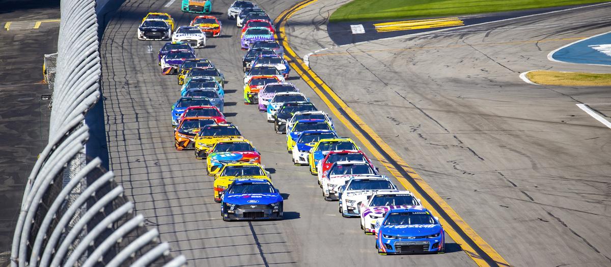 Daytona International Speedway Seating Chart Map Seatgeek