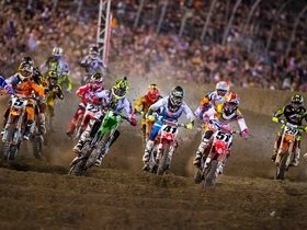 Advertisement - Tickets To Daytona Supercross