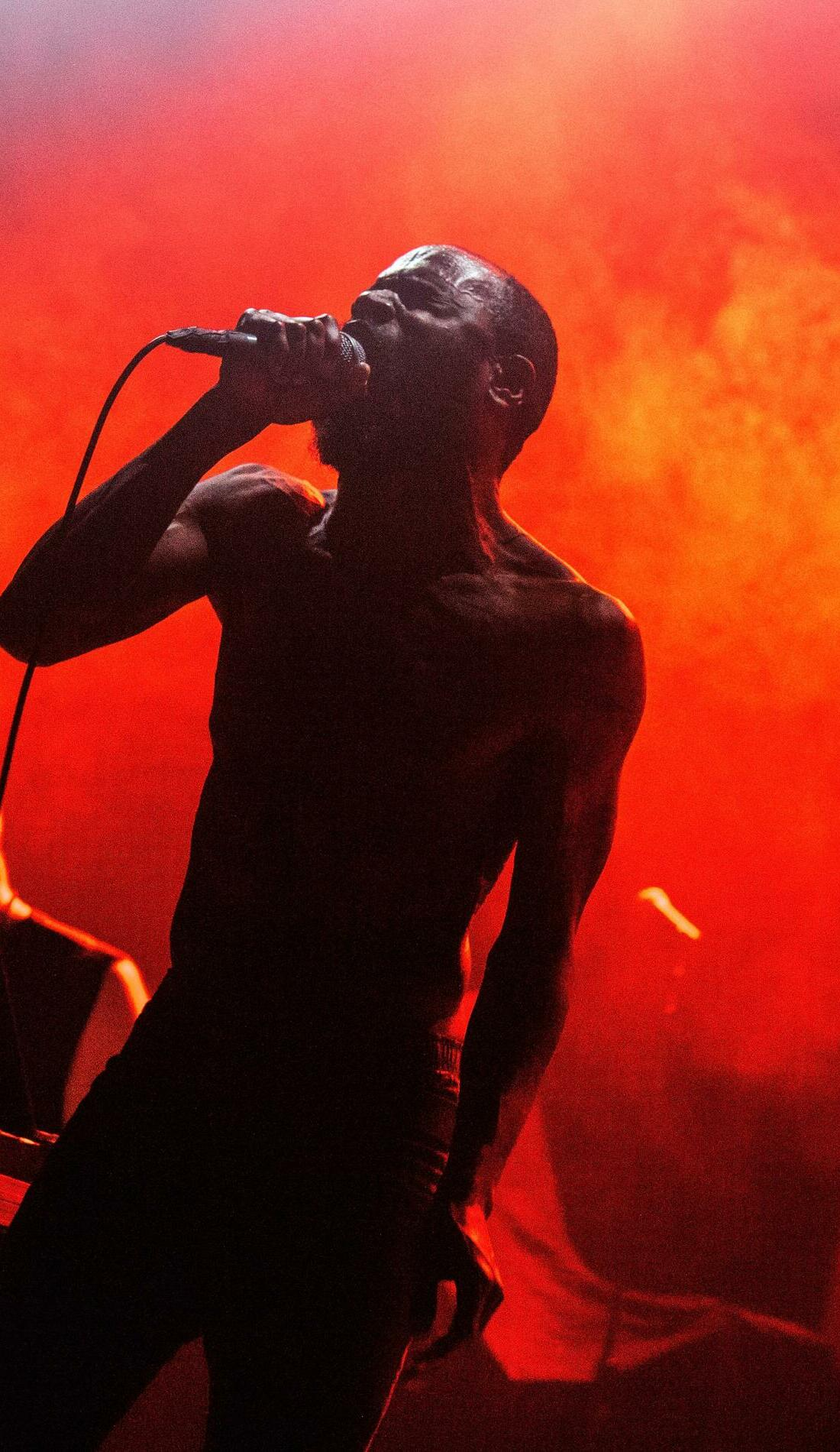 A Death Grips live event