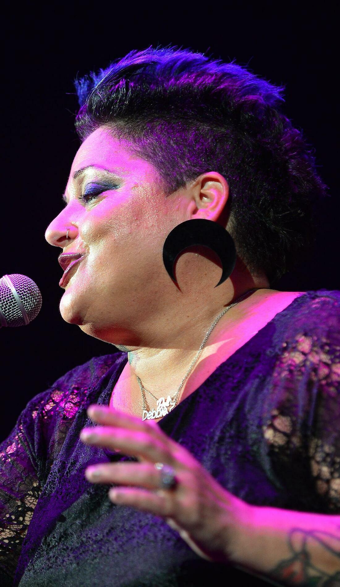 A Debbie Deb live event