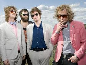 Advertisement - Tickets To Deer Tick