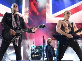 Def Leppard with Poison and Tesla