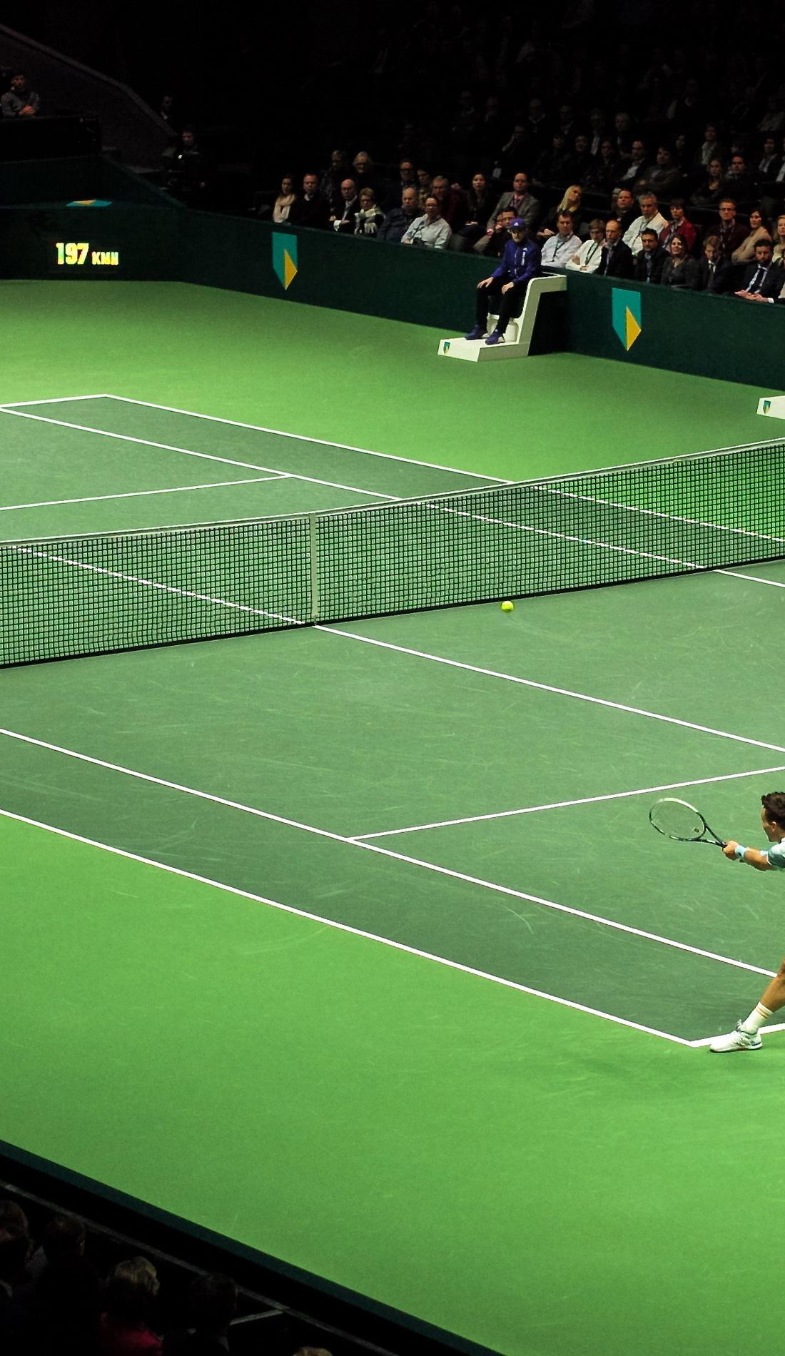 A Delray Beach International Tennis Championship live event