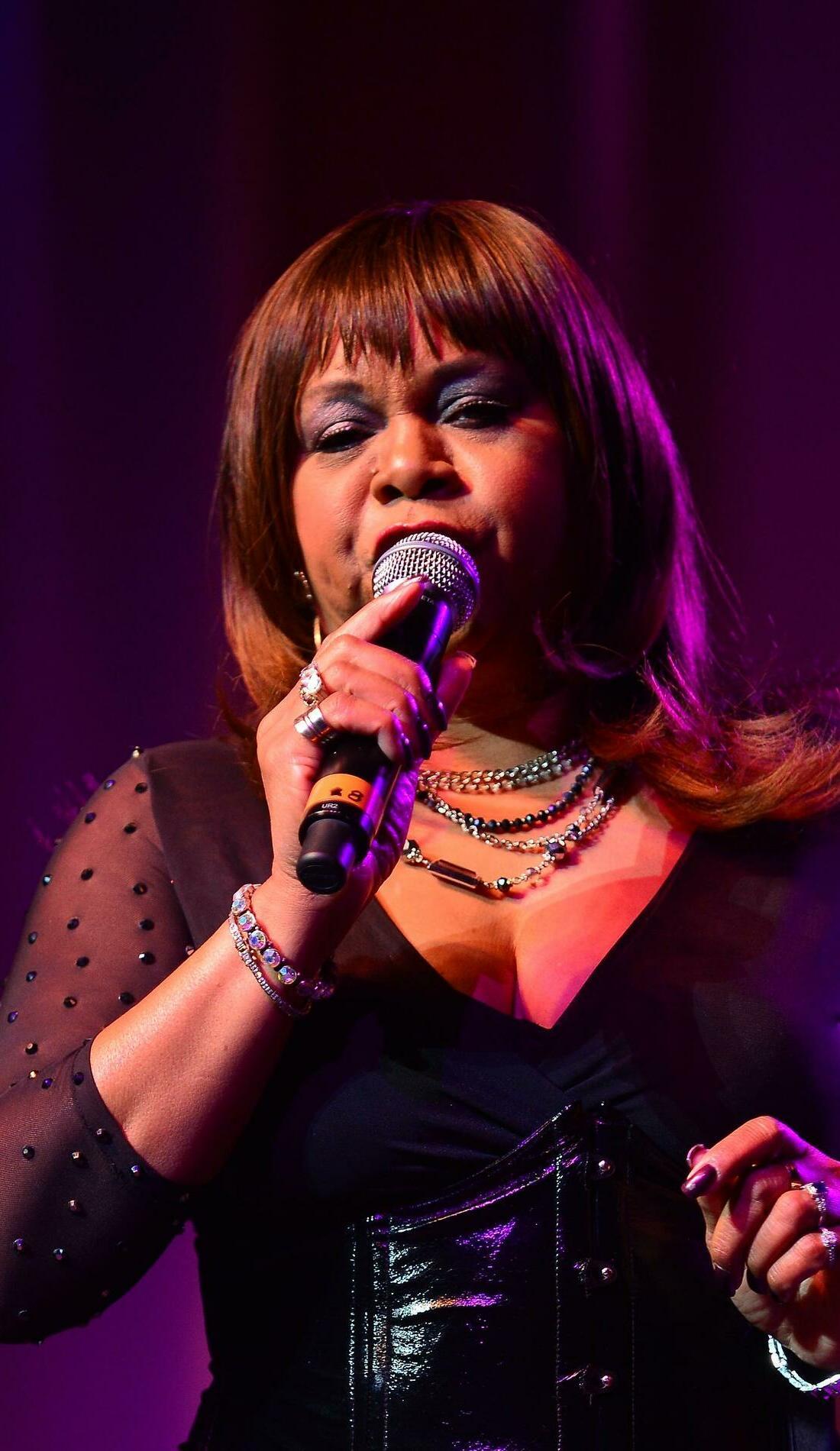 A Deniece Williams live event