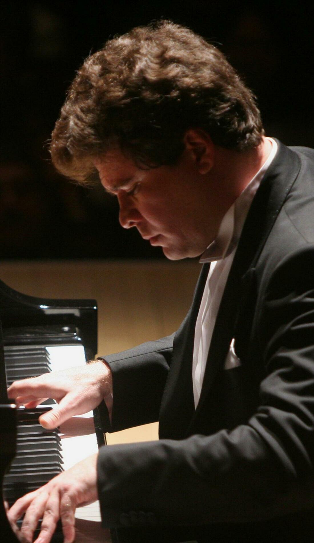 A Denis Matsuev live event