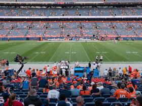 Advertisement - Tickets To Denver Broncos