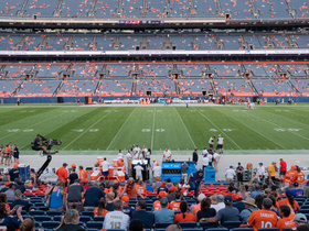 Los Angeles Chargers at Denver Broncos