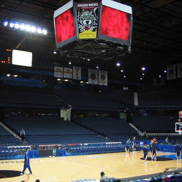 DePaul Blue Demons Basketball