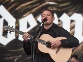 Dermot Kennedy with Talos