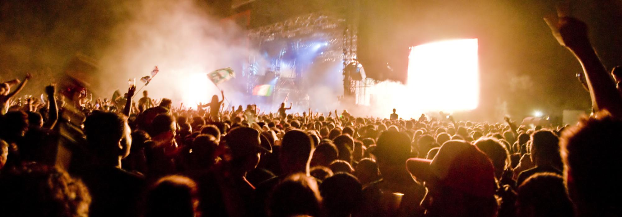 A Desert Trip Festival live event