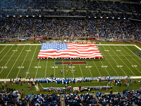 Green Bay Packers at Detroit Lions