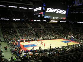 Detroit Pistons at Sacramento Kings
