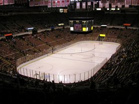 Detroit Red Wings at Minnesota Wild