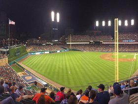 San Francisco Giants at Detroit Tigers