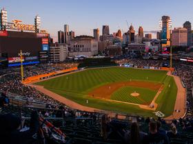 Toronto Blue Jays at Detroit Tigers