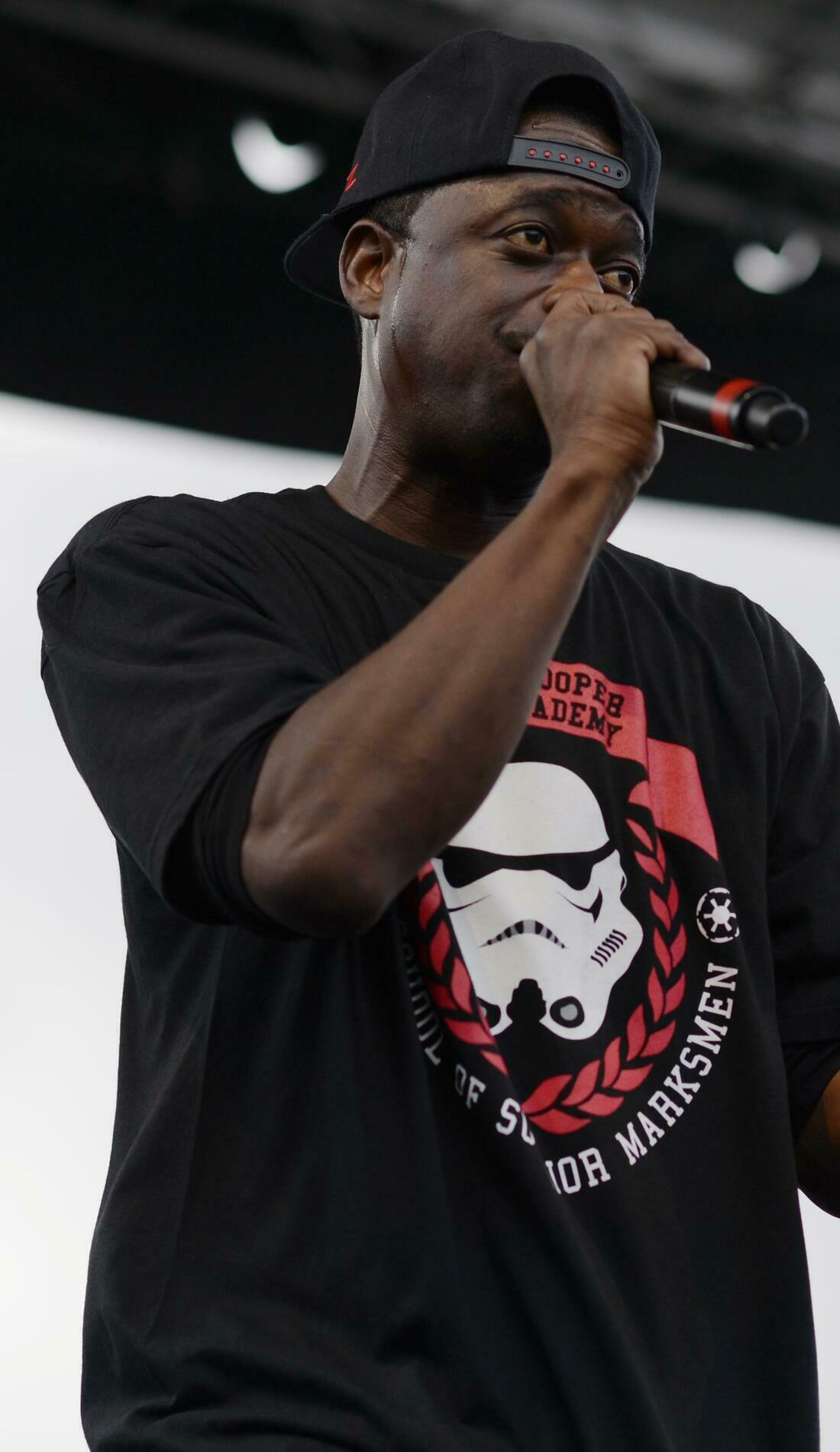 A Devin the Dude live event