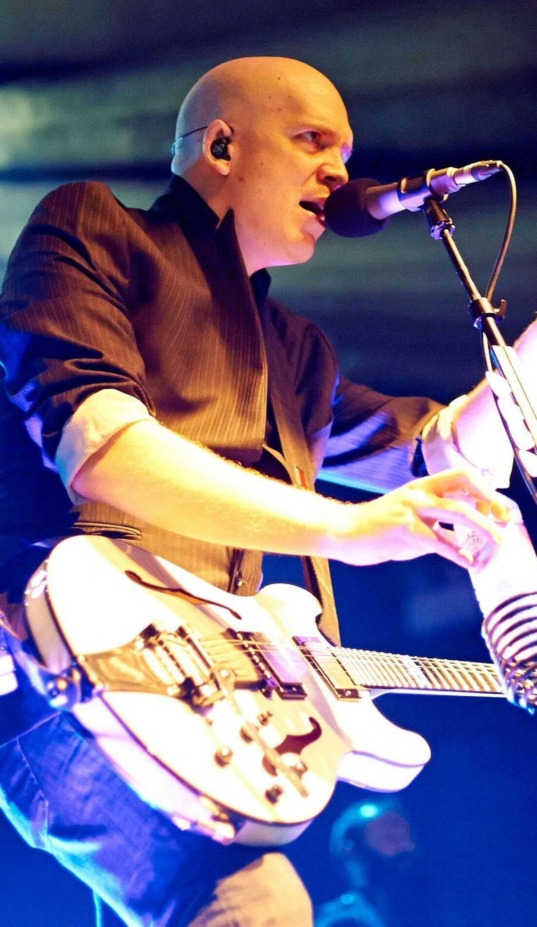 A Devin Townsend live event