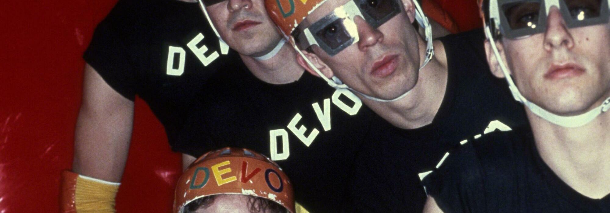 A Devo live event