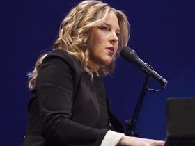 Advertisement - Tickets To Diana Krall