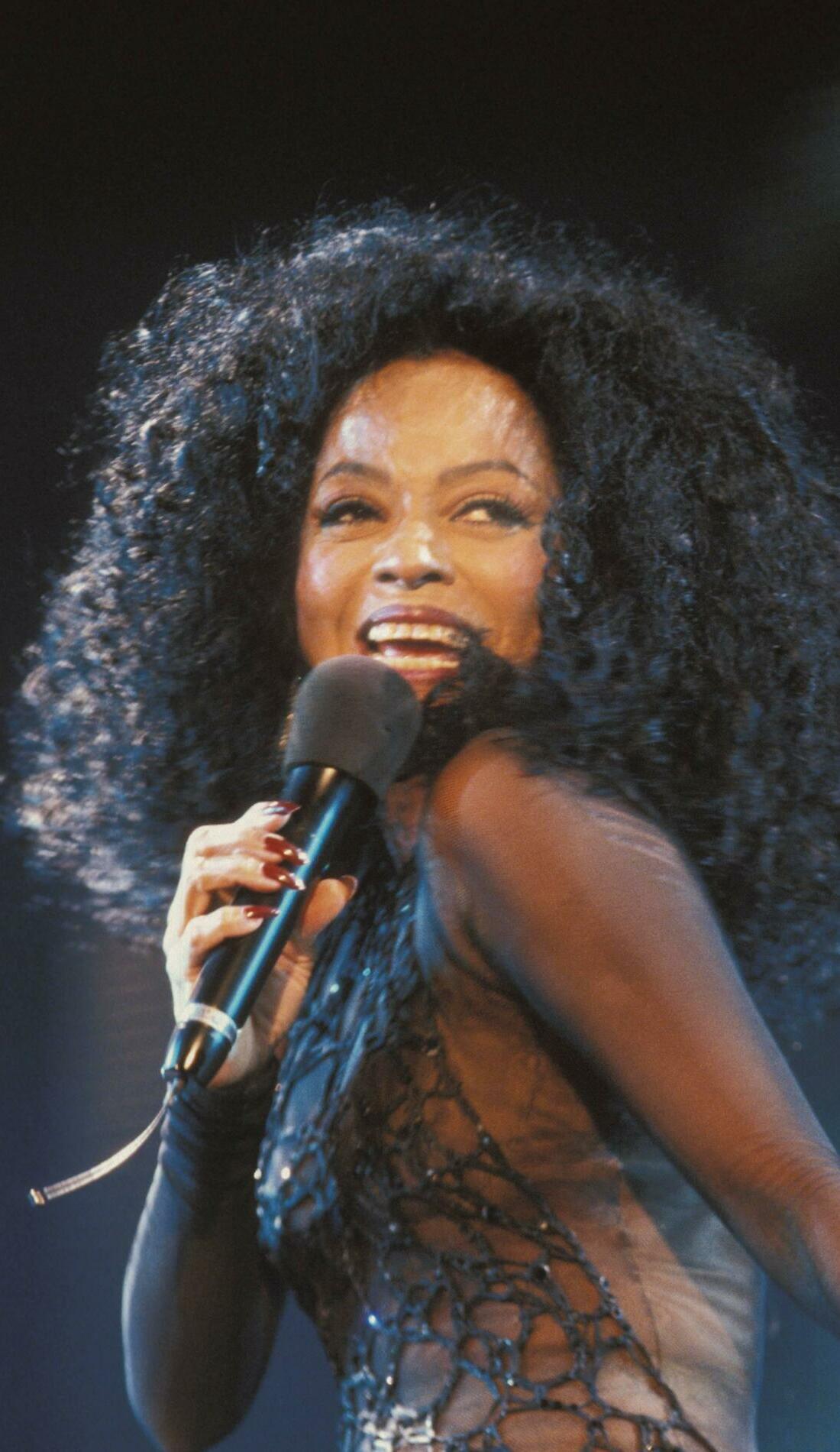 A Diana Ross live event
