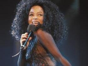 Advertisement - Tickets To Diana Ross