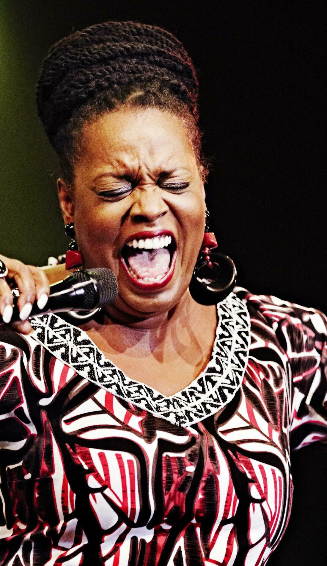 A Dianne Reeves live event