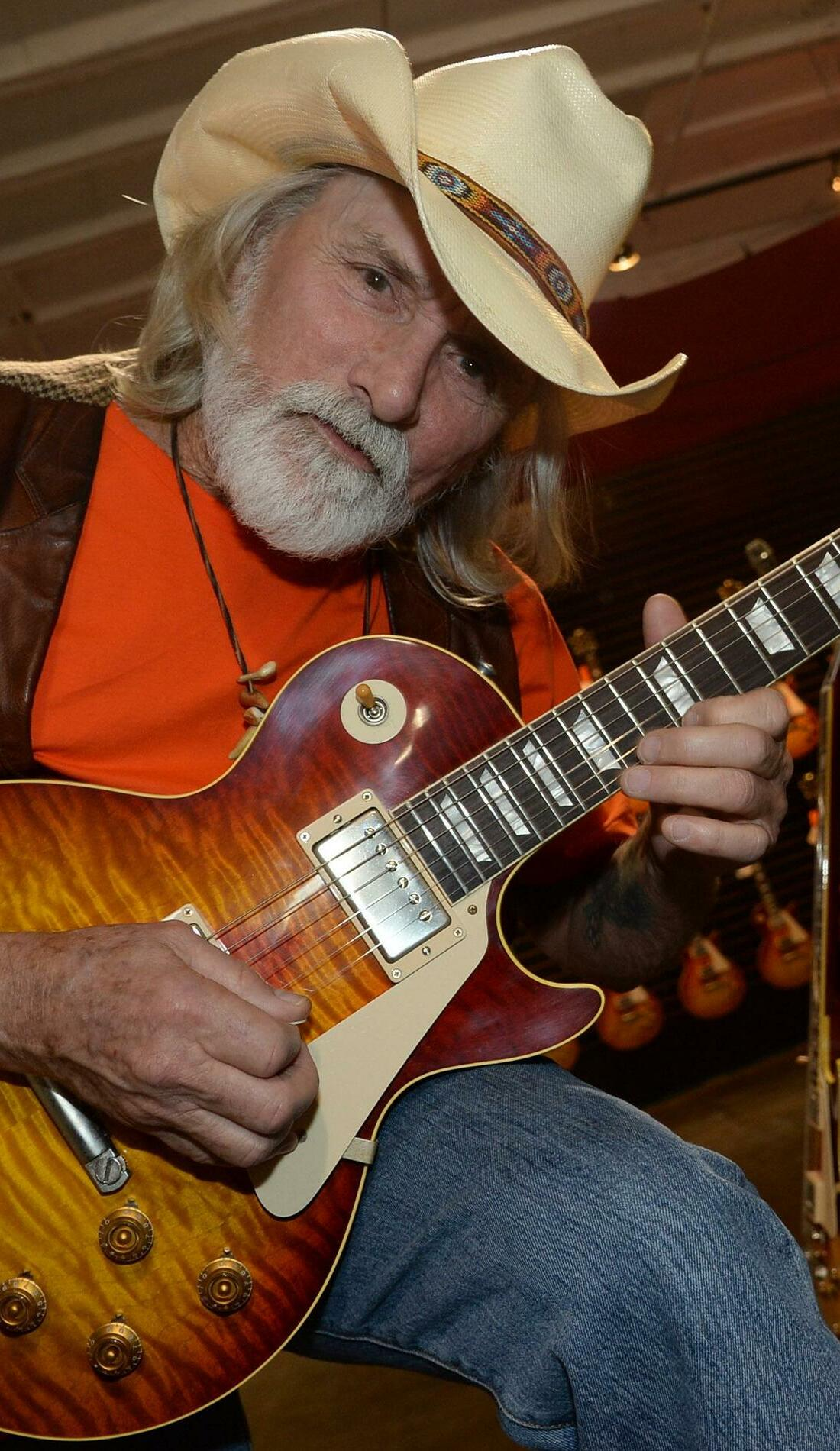 A Dickey Betts live event