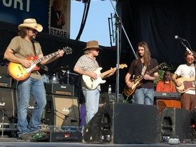 Dickey Betts and Great Southern with Dickey Betts